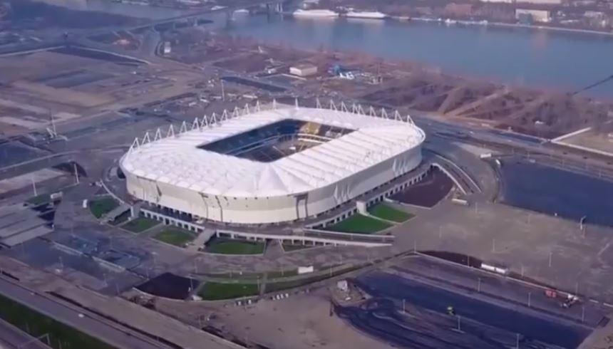 Rostov Arena - Copa do Mundo 2018