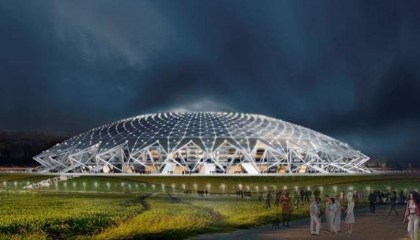 Samara Arena - Copa do Mundo 2018