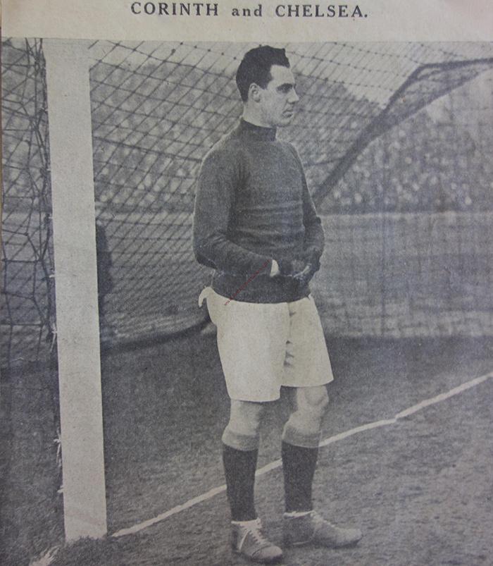 Benjamin Howard Baker em foto de 1924