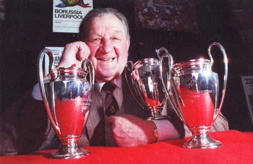 Bob Paisley Liverpool