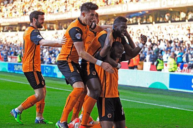 Gol Wolverhampton Wanderers