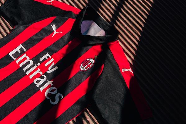 Camisa Milan 2018-2019