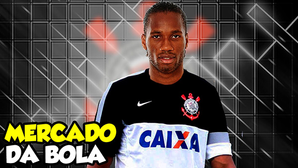 Drogba no Corinthians