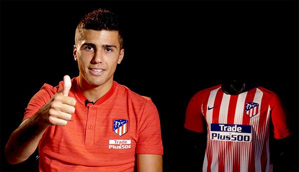Rodri assina pelo Atlético de Madrid