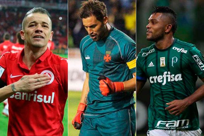 Andres D'allessandro, Borja Internacional Palmeiras