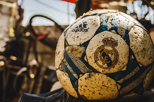 Bola do Real Madrid